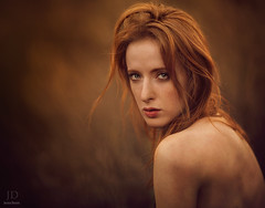 Laura ({jessica drossin}) Tags: jessicadrossin photography woman redhair redhead backlight naturallight overlays wwwjessicadrossincom losangeles portrait
