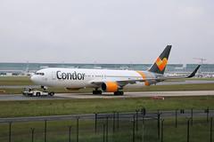 D-ABUT Frankfurt 29/05/16 (Andy Vass Aviation) Tags: frankfurt condor dabut b767