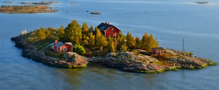 The archipelago of Helsinki