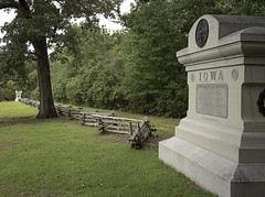 Iowa at the Hornet's Nest (dcnelson1898) Tags: shiloh tennessee pittsburglanding civilwar history militaryhistory unionarmy confederatearmy battle fight clash states out nps nationalparkservice