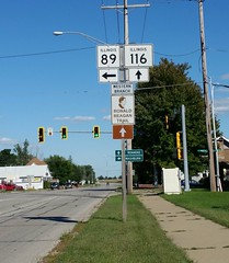 116-089e (paulthemapguy) Tags: illinois highway route sign 89 116