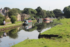 Leeds Liverpool Canal Rodley Leeds 05 (jdathebowler Thanks for 860,000+ views.) Tags: leedsliverpoolcanal rodleyleeds canal canaltowpath barges reflections explore20092016