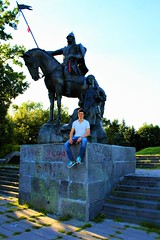 Dobromolodzy (serggusev) Tags:     monument warrior friend bryansk