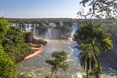 Iguazu Falls (morten f) Tags: iguazu falls iguaz iguassu iguau cataratas del water waterfall fall summer 2016 nature landscape outdoor brasil brazil