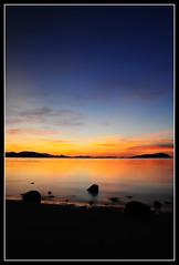 Baha de los ngeles (Marco Larraaga) Tags: bahadelosngeles sunrise amanecer campo archelon bajacalifornia