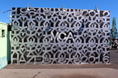 Coney Island - Coney Art Walls: HAZE (wallyg) Tags: brooklyn coneyartwalls coneyisland kingscounty newyork newyorkcity ny nyc streetart mural mca haze erichaze