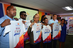 Health Minister Endorses 5k Run by Guardian Group Foundation