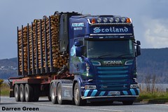 ALISTAIR CAMPBELL SCANIA R580 V8 V800 LOG (denzil31) Tags: alistair campbell scania r580v8 v800 log euro6 streamline timbertransport timberhaulage kelsalightbar scaniatrucks