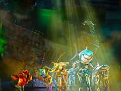 Finding Nemo 2 (Matt C68) Tags: disneyworld animalkingdom nemo dory show
