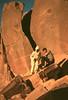 Enneri Gonoa, Northern Chad (michael_jeddah) Tags: sahara desert chad rockengraving tibesti ennerigonoa manofgonoa mannvongonoa