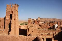 The kashbah of Tamdaght, Morocco (sensaos) Tags: africa travel north ruin du morocco maroc afrika marokko nord 2012 afrique noord kasba tamdaght kashba sensaos