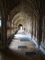 2012 1031 053 (LDLUX4) Gloucester; cathedral (Lucy Melford) Tags: harrypotter cloister hogwarts gloucestercathedral leicadlux4