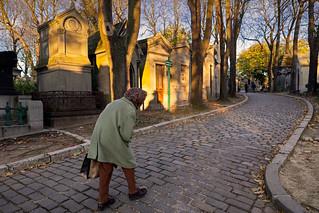 Autumn, Paris