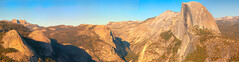 Panorama from Glacier Point (Vincent Ferrari) Tags: california panorama halfdome yosemitenationalpark glacierpoint