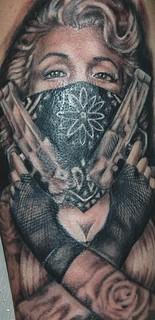 James Danger Harvey, Black and grey tattoowork, skin gallery Tattoo 5739 Auburn blvd sacramento ca 95841, (77)