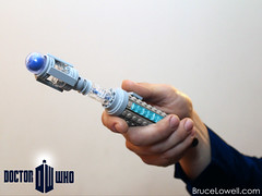 Sonic Screwdriver (bruceywan) Tags: david lego time who 10 dr sonic lord doctor photostream screwdriver tennant moc tenth ironbuilder brucelowellcom ironbuilder2 ibbl2 blcomib2