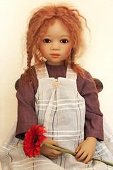 Marile (customlovers) Tags: doll mohair marile himstedt annettehimstedt customlovers