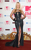 Russian model Anne Vyalitsyna aka Anne V The MTV EMA's 2012 held at Festhalle - arrivals Frankfurt, Germany