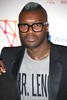 Queens Park Rangers' French football striker Djibril Cisse The MTV EMA's 2012 held at Festhalle - arrivals Frankfurt, Germany