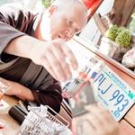 "At breakfast in Karakoy <a style=""margin-left:10px; font-size:0.8em;"" href=""http://www.flickr.com/photos/59134591@N00/8178720333/"" target=""_blank"">@flickr</a>"
