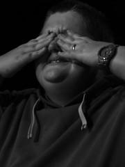 (CroytaqueCie) Tags: blackandwhite bw photography theater fotografie photographie blind noiretblanc noflash nb faceless jupe nophotoshop lille lecture thtre teater tiyatro cration theatro   divadlo teatteri cochonnerie kazalite antzerki  majordome choariva  lecturepublique lecomdia souslesjupesdumajordomeetautrescochonneries sjnleikur tt luciedumas sznhzmvszet