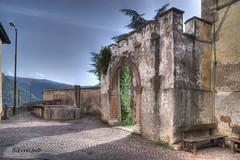 Piazza S. Antonio (Bruncolino) Tags: italia vaticano trentino centrostorico verla giovo valdicembra verladigiovo
