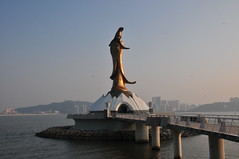 Macau - Kun Iam Statue & Ecumenical Center (R-Gasman) Tags: china macau kuniamstatue ecumenicalcenter