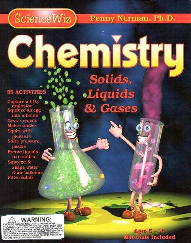 Science Wiz - Chemistry