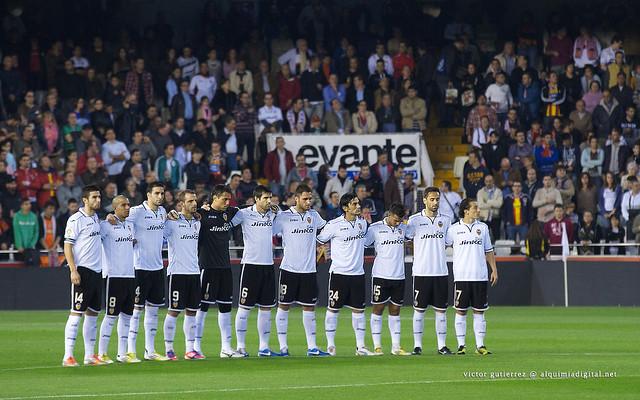 Valencia CF - Español 2012 #2
