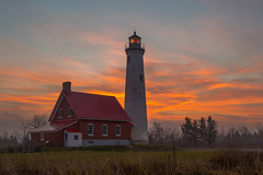 Tawas Lighthouse (dwfphoto) Tags: lighthouse michigan michiganlighthouses