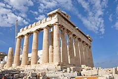 Acropolis, Athens (JohntheFinn) Tags: archaeology museum mediterranean athens parthenon greece museo acropolis akropolis kreikka ateena akropoli välimeri παρθενών arkaeologia