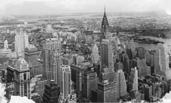 Empire State Building northeast to the East River, Queens and beyond. This is exactly what King Kong would have seen if he wasn't so busy messing around with Fay Wray!  New York. 1934 (wavz13) Tags: oldbuildings oldphotographs oldphotos oldnewyork vintagephotos oldphotography vintagephotographs oldindustry vintagephotography vintagenewyork blackandwhitenewyork oldqueens vintagebuildings oldmanhattan vintageindustry vintagemanhattan oldskyscrapers 1930snewyork 1930sbuildings vintagequeens 1930sphotos 1930smanhattan 1930sindustry 1930sskyscrapers 1930squeens vintageskyscrapers 1930sphotographs vintagechryslerbuilding oldskylines 1930sskylines vintageskylines 1930schryslerbuilding