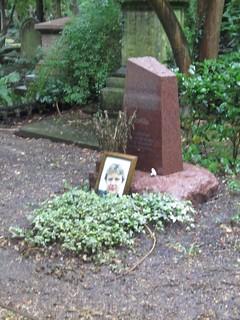 Alexander Litvinenko's Grave
