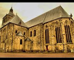 Bazylika, Oldenzaal HDR 2011 (sly.space) Tags: netherlands buildings hdr wwh miasto oldenzaal architektura e510 holandia wiatrak wiatraki theworldthroughmyeyes kocioy olympuse510 sakrum hdrterrorist