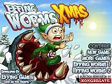 吃人砂蟲:聖誕版(Effing Worms - Xmas)