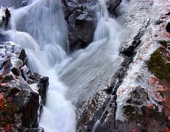 Chutes de Dunlop- Parc de la Gatineau (ferlen02) Tags: eau cascades glace givre chutes fil