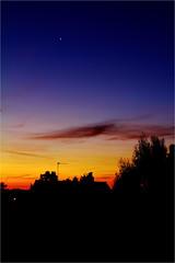 Venus Sunrise (jammo s) Tags: morning winter sky cold colour beautiful silhouette night sunrise stars wonder venus space astrophotography planet astronomy remote universe cosmos solarsystem deepspace celestial stargazing theskyatnight jammo thenightsky canoneos60d sigma1770mmos pwpartlycloudy
