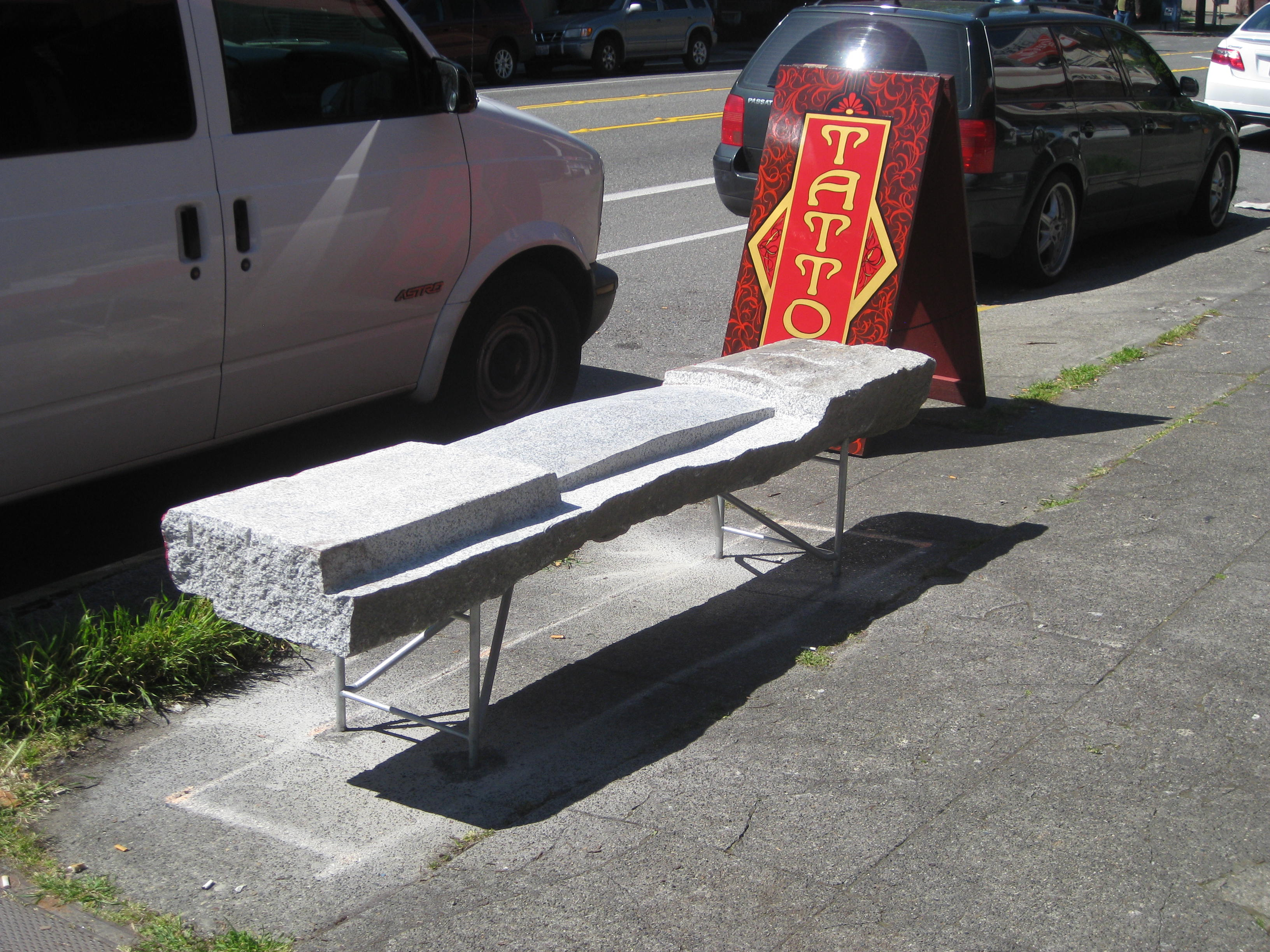 12th Avenue Benches | Central District News