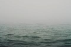 (Silvia Sala) Tags: november venice autumn italy water weather fog canal italia invisible foggy venezia