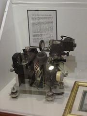 Norden M9b Bomb Sight (lionel682) Tags: museum military south norden carolina sight bomb scmm m9b