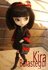 Kira Balastegui (Lunalila1) Tags: outfit doll wig groove pullip kira desing stica balastegui astunkiki