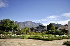 Franschhoek (Darren J Glanville) Tags: africa town south capetown cape westerncape