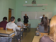 "Jean Monnet lectures on Faculty of economics, University of Nis <a style=""margin-left:10px; font-size:0.8em;"" href=""https://www.flickr.com/photos/89847229@N08/8230316090/"" target=""_blank"">@flickr</a>"