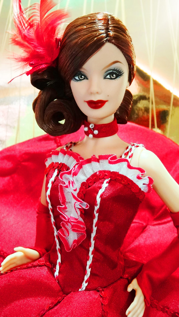 The worlds best photos of barbie and premier flickr hive mind moulin rouge with jazz baby head possiblezen tags moulin rouge jazz baby head sciox Images