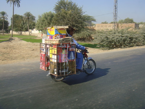 Motorcycling in Pakistan