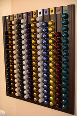 Nespresso capsules (lionsball) Tags: roma coffee machine espresso limited edition variations nespresso capsules ristretto arpeggio lungo livanto vivalto decaffeinato volluto finezzo dispender fortissio