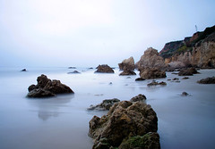 El Matador Beach, Malibu, Ca (Foto-Mike) Tags: california camera beach canon lens landscape eos is big rocks long exposure waves head 10 tripod scenic wave el malibu pch stop filter lee mm usm dslr 1785 efs density manfrotto stopper matador 50d nd110 055xprob 808rc4