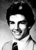 Tom Cruise. before he became famous