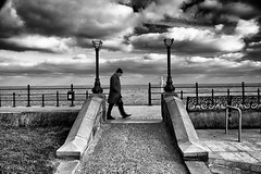 atlas (zip po) Tags: street blackandwhite dublin clouds mono seaside bray utata:project=tw347