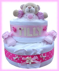 Nappy Cake (23) (Labours Of Love Baby Gifts) Tags: babygift nappycake nappycakes newbabygifts laboursoflovebabygifts